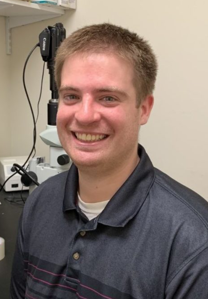 Kevin Rose, BS - Third Year PhD Student