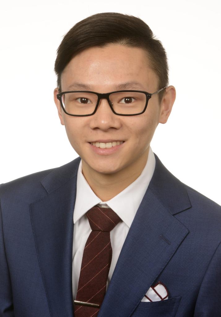 Lawrance Lee, BA - Fourth Year Medical Student