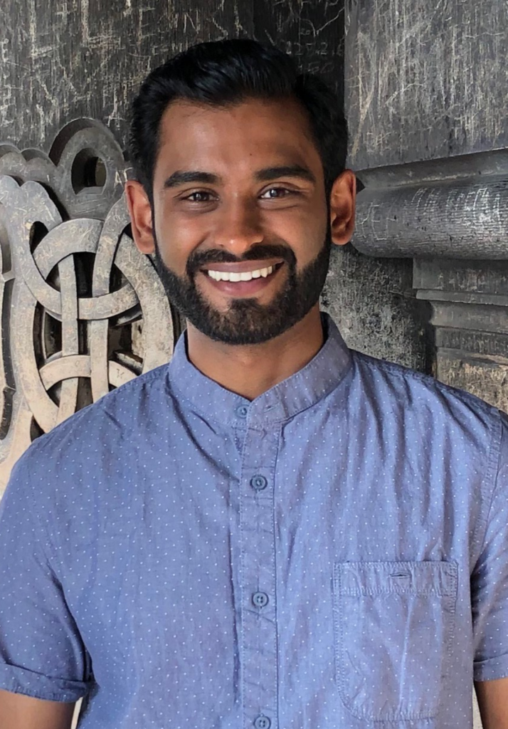 Shil Patel, BS - MD PhD Rotation Student